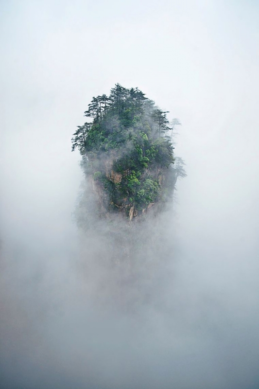 Tianzi Mountains(中国)1